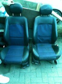 ST 170 front seats