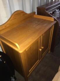 Beautiful new pine chest £25
