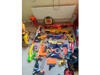 NERF GUNS - huge bundle