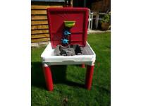 Childrens Sand and Water Play Table