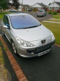 Peugeot 307 1.6 TDI Sport for Sale