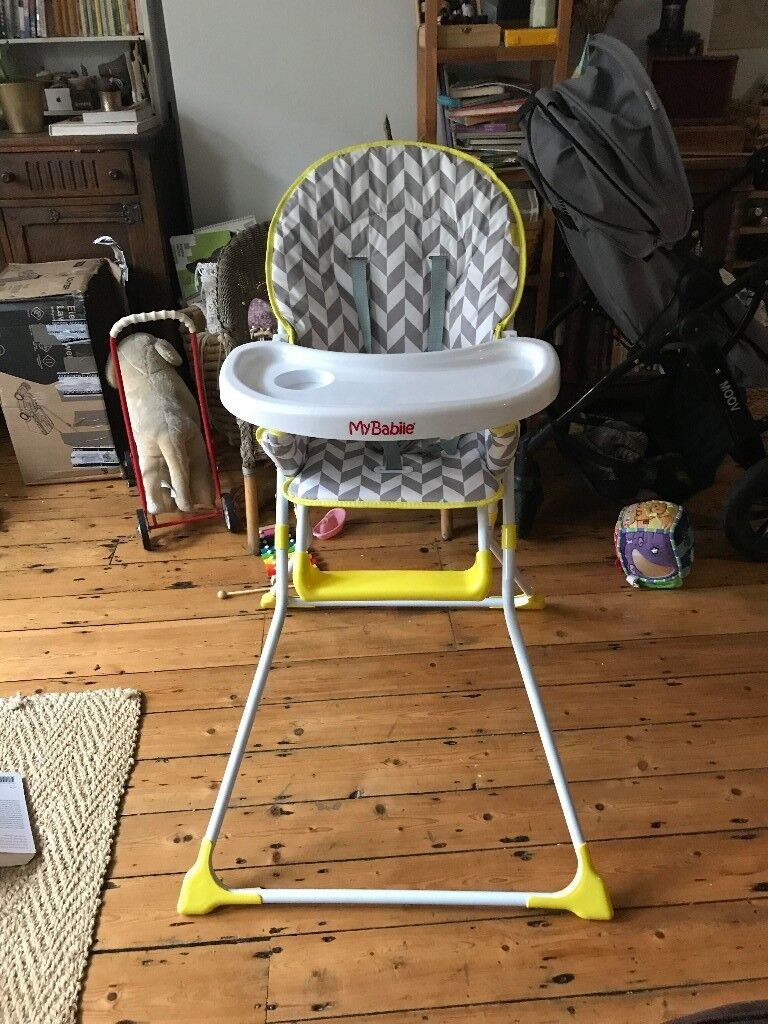 Baby / toddler highchair by MyBabiie, almost new
