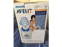 Avent digital bottle and food warmer