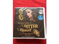 Rachel Caine Bitter blood cd audiobook