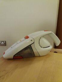 used VAX gator handheld Cordless Vacuum H85-GA-B10