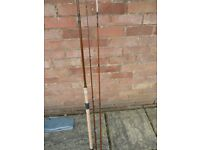 """Vintage """"Billy Lane Swing Tip"""" rod with additional custom built Quiver section"""