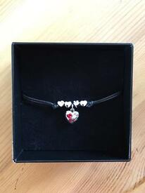 Guess heart bracelet