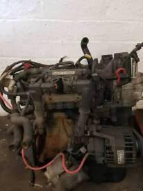 Fiat punto active engine 1.2