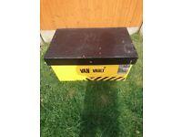 901591bc47 VAN VAULT 2 HIGH SECURITY STORAGE