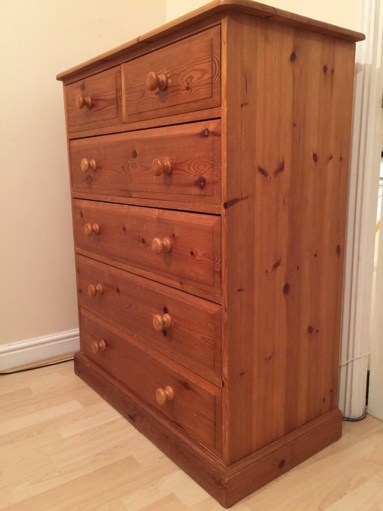 6 Drawer Chester Chest Of Drawers Pine In Southgate London Gumtree