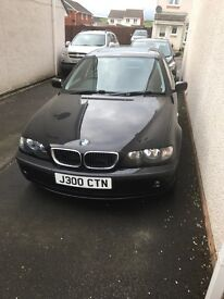 BMW 318i SE full 12 month MOT