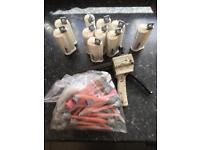 Corian glue & gun