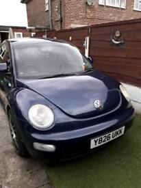 FOR SALE BEETLE SPAIRS OR REPAIRES