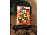Guitar Hero World Tour for Nintendo Wii