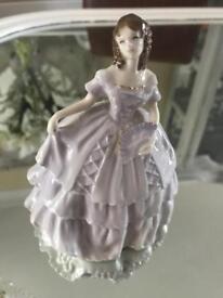 Royal Worcester Lady Henrietta Figurine Ltd. Edition
