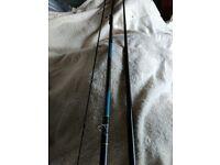 Fighter match fishing rod