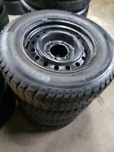 winter kit 16 215/70r16 with 6 bolts  wheels  SPECIAL!!!