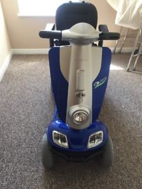 Immaculate Motorised Scooter only used once