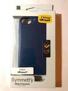 iphone 7 Symmetry otterbox blue new sleek protection