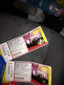 Reading Festival Sunday ticket £120