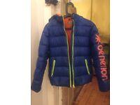 Warm boy's jacket age 12