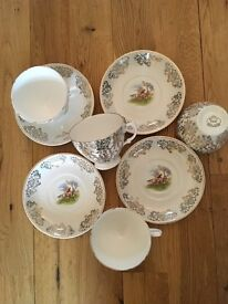 Royal vale cups and saucers