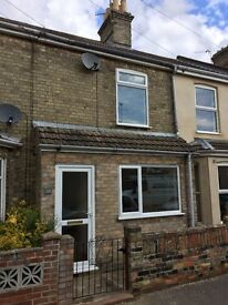 3 Bed House, South Lowestoft, Double Glazing, Central Heating With Insurance, Recently Refurbished