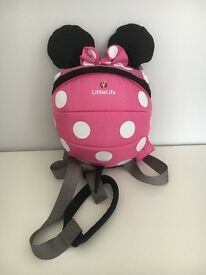 Littlelife Minnie Mouse bag
