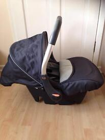 Baby Car seat and Pushchair