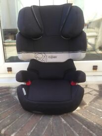 Cybex Solution X childs car seat