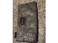 WALLET KENNETH COLE IN LEATHER ONLY 10!!! AMAZING CONDITIONS SIZE CM 14X24