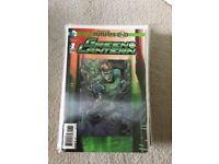 DC comics 26 comics (new 52 hologram cover)