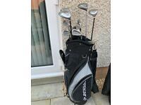 Mixed golf clubs inc Calloway big bertha