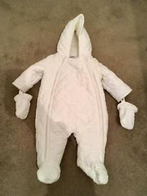 Mamas and Papas Pram suit