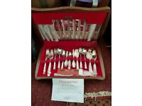 Vintage Webber & Hill Cutlery box set