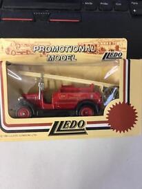 Lledo promotional model London Fire Brigade