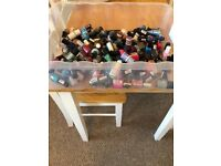 120 nail varnishes