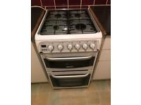 Cannon gas oven