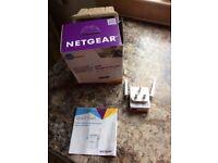 Netgear WiFi range extender for £15.