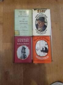 Four, Hardcover books