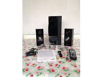 Samsung HT-C5200 2.1CH Blu Ray Home Cinema System Speakers