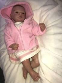 Gorgeous reborn baby girl Alexandra