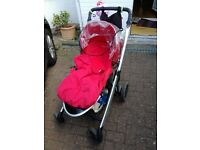 Maxi-Cosi Stroller, HA1 collection only