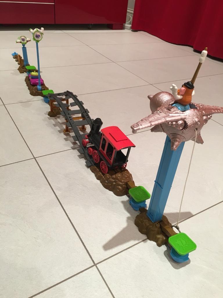 Toy Story 3 Runaway Train