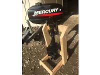 ****3.3HP Mercury outboard****