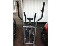 Elliptical cross trainer - excellent condition