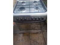 Indesit gas cooker 60 cm