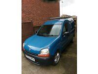 Renault Kangoo Van for sale , good condition , full MOT