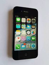 Apple iPhone 4S near mint condition