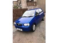 2005 Suzuki alto 1.1 Only 66k